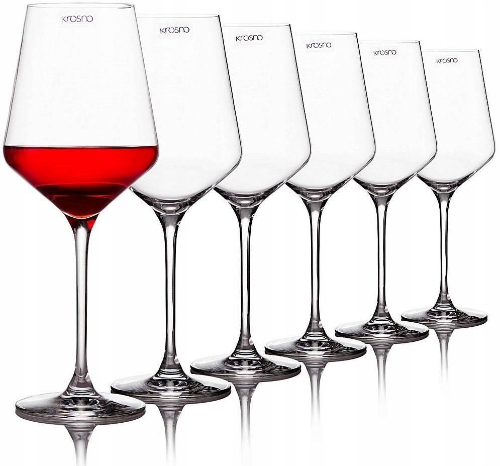 Бокалы для вина- виды, объем, форма