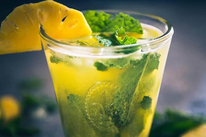 Как сделать мохито безалкогольный в домашних условиях? 5 рецептов приготовления коктейля ⛳️ алко профи