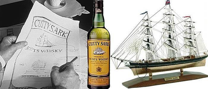 Шотландский виски «катти сарк», его история, описание, фото