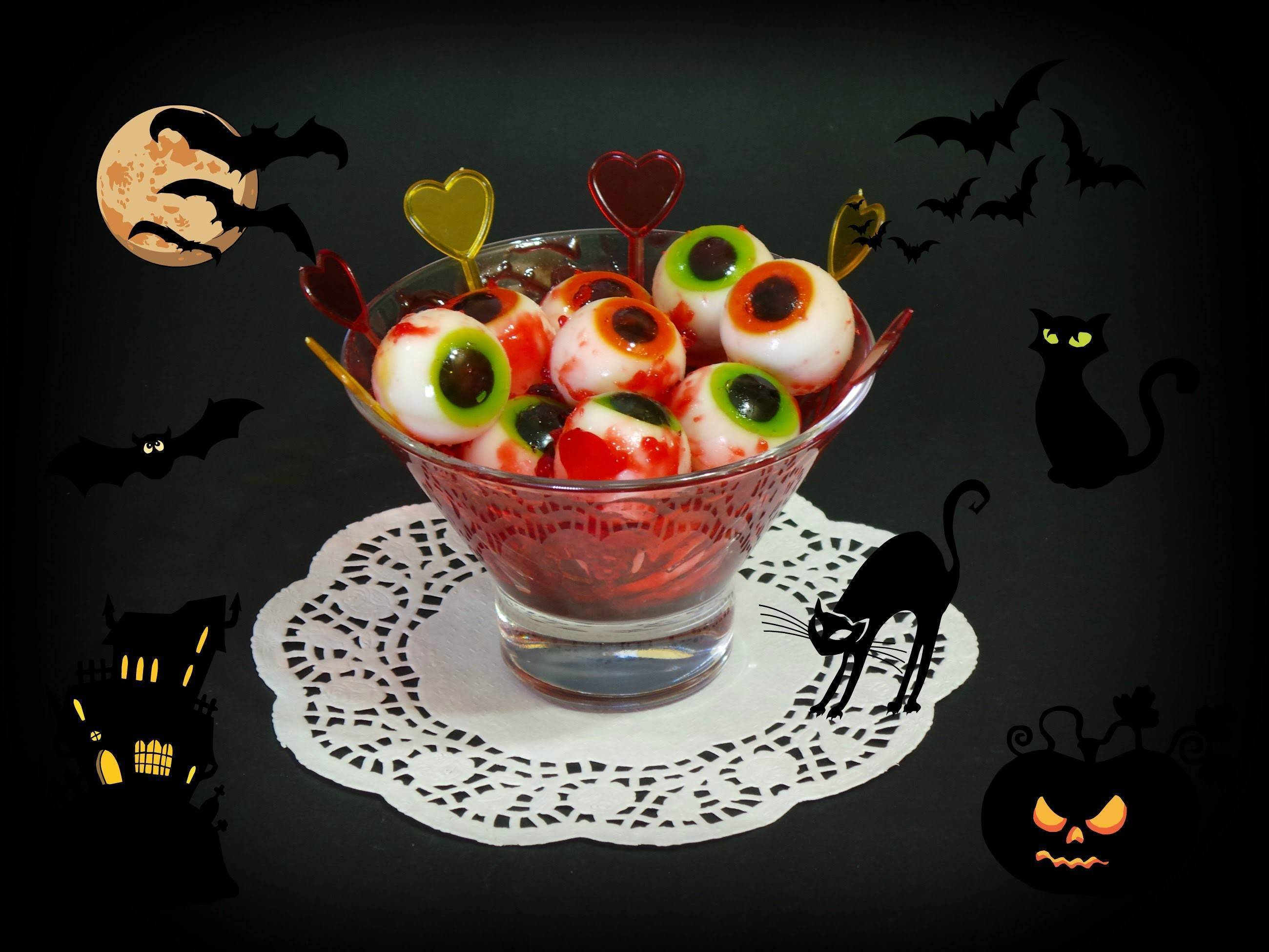 Коктейли на Хэллоуин: 10 оригинальных рецептов для приготовления дома