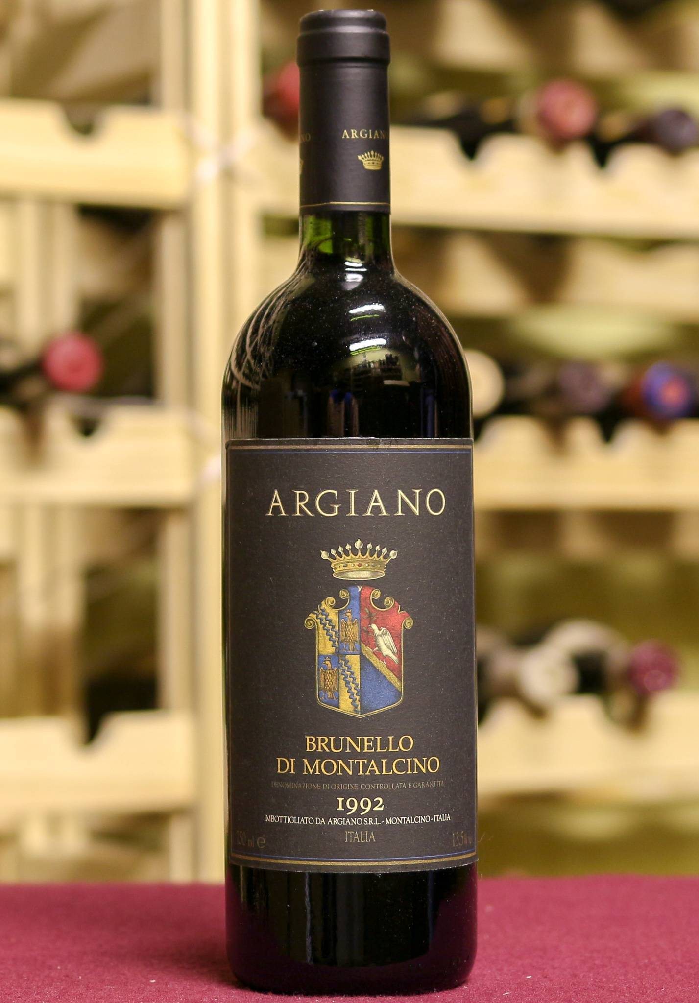 Характеристика вина брунелло ди монтальчино (brunello di montalcino)