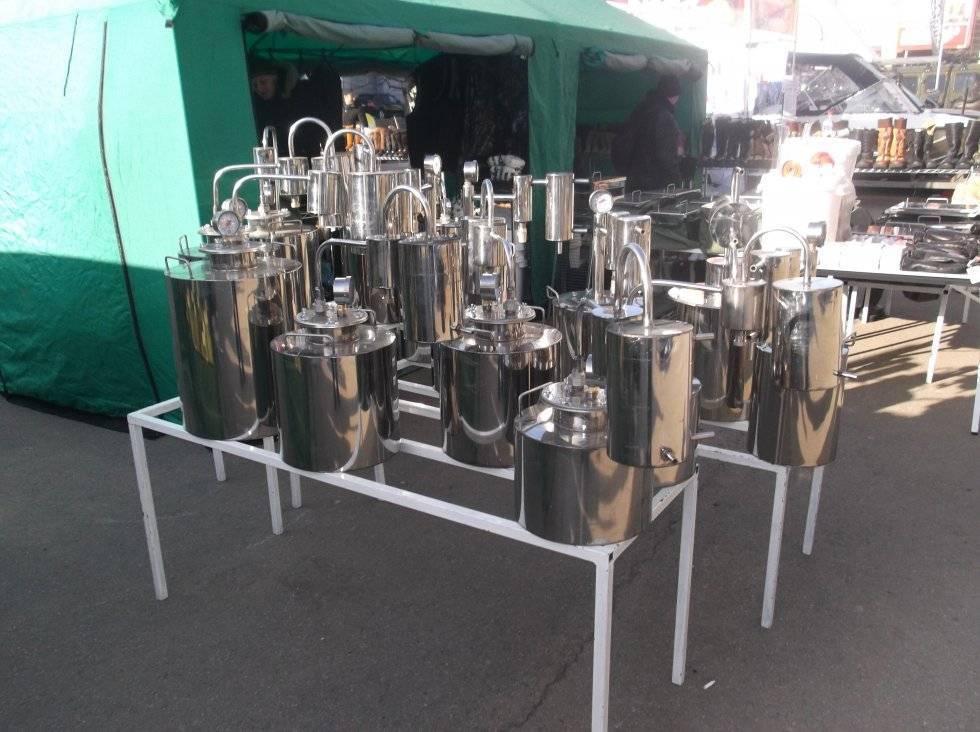 Стеклянный самогонный аппарат: устройство, сборка, плюсы и минусы