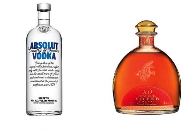 Что вреднее для человека водка или коньяк? | польза и вред