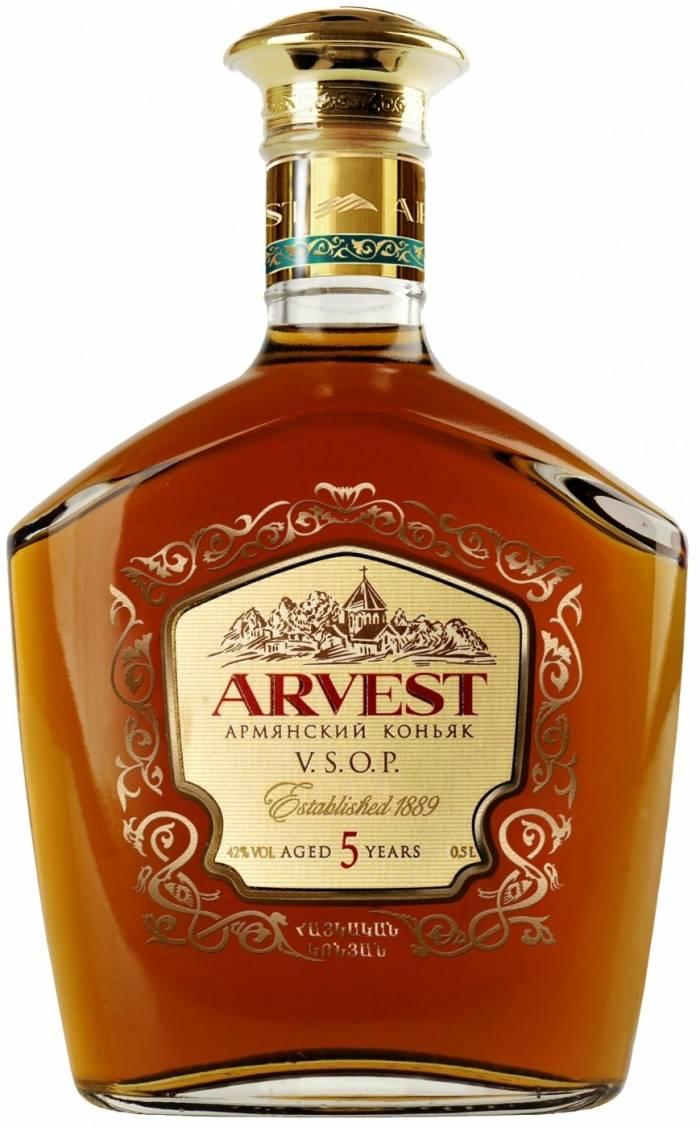 Arvest (арвест)