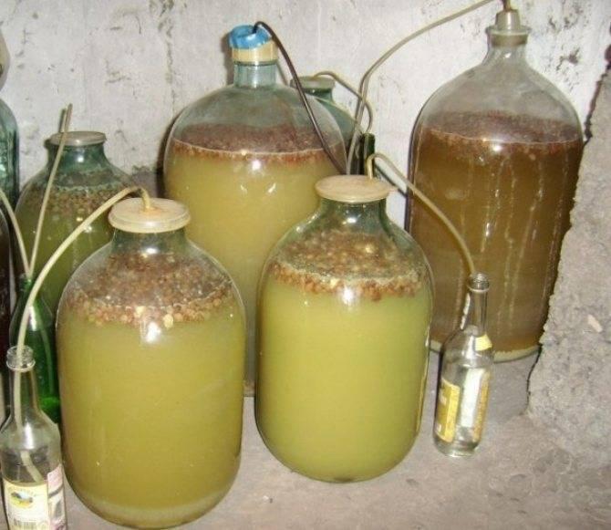 Самогон из яблочного или виноградного жмыха (выжимок)