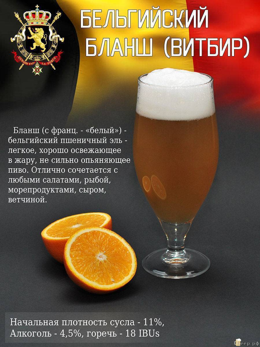 Рецепты домашнего пива