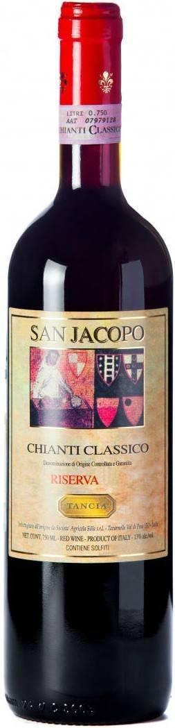 Все вина тосканы. docg chianti и chianti classico
