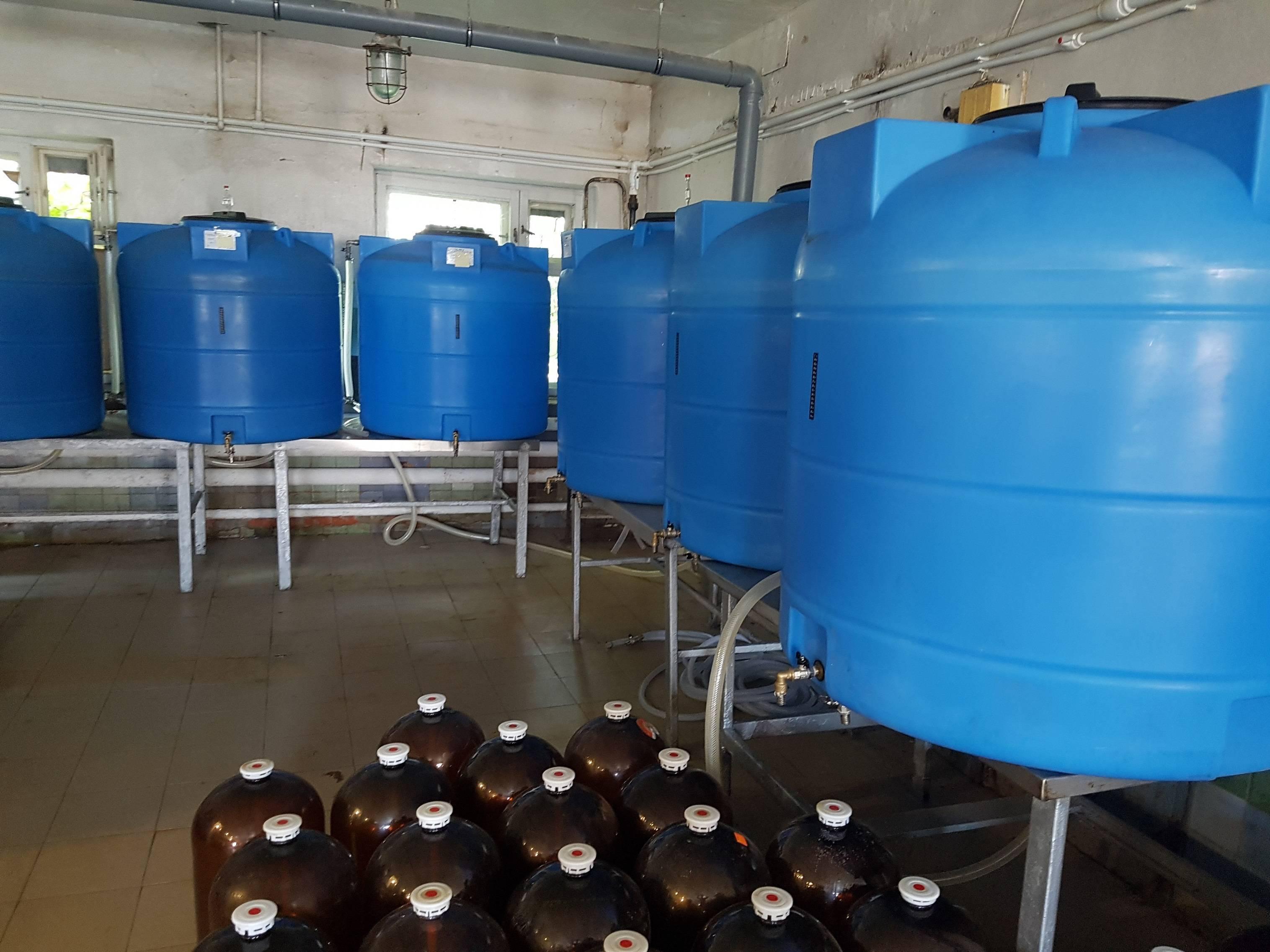 Основные этапы производства пива