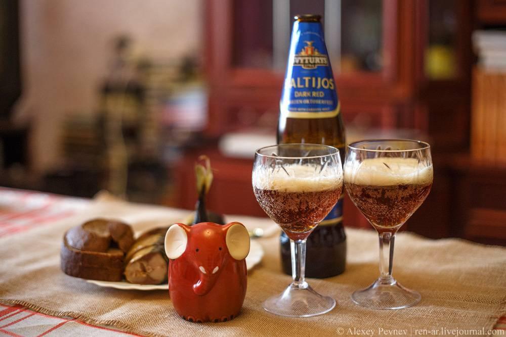Литовское пиво: история, традиции, популярные сорта :: nautiluslt