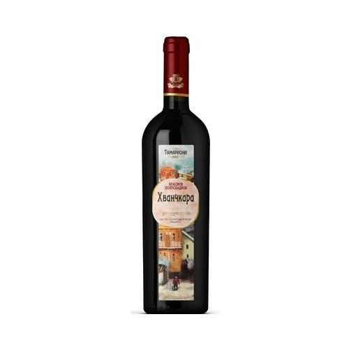 Из какого сорта винограда делают вино хванчкара