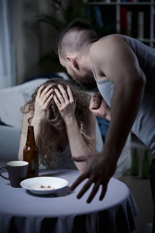 Правильное поведение с алкоголиком