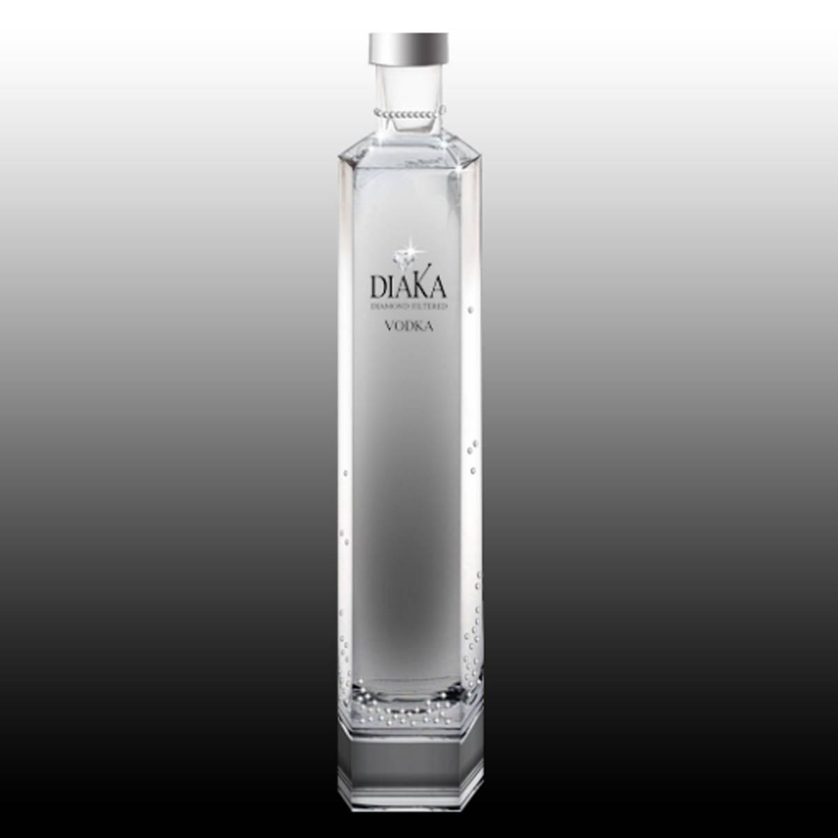 Самая дорогая водка — все зависит от бутылки
