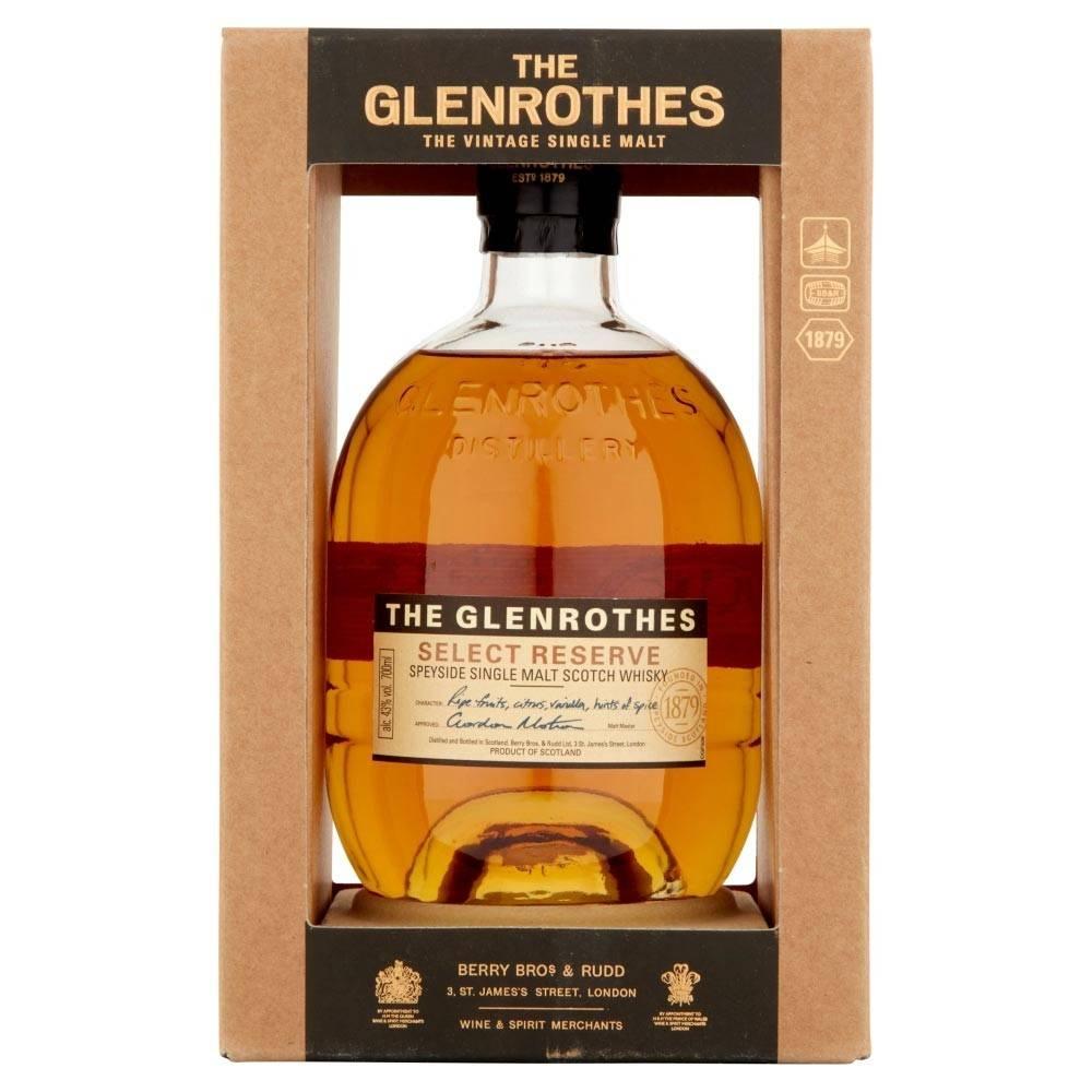 Glenrothes (гленротс)