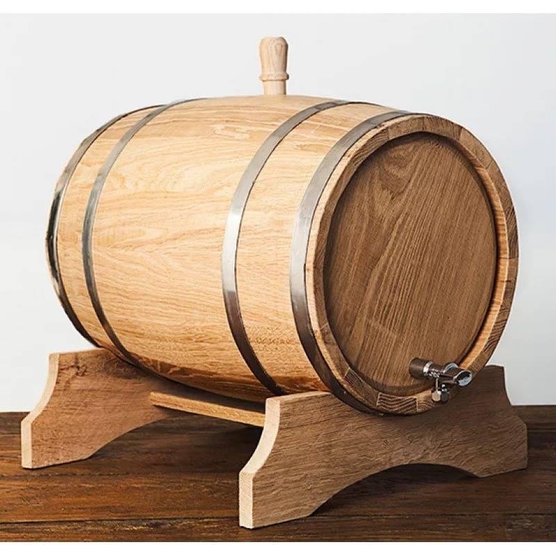 Хранение вина в дубовых бочках домашних условиях. размер имеет значение. что происходит с вином в бочке