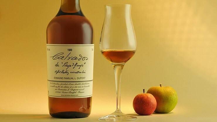 Кальвадос в домашних условиях из яблок: рецепт с фото пошагово