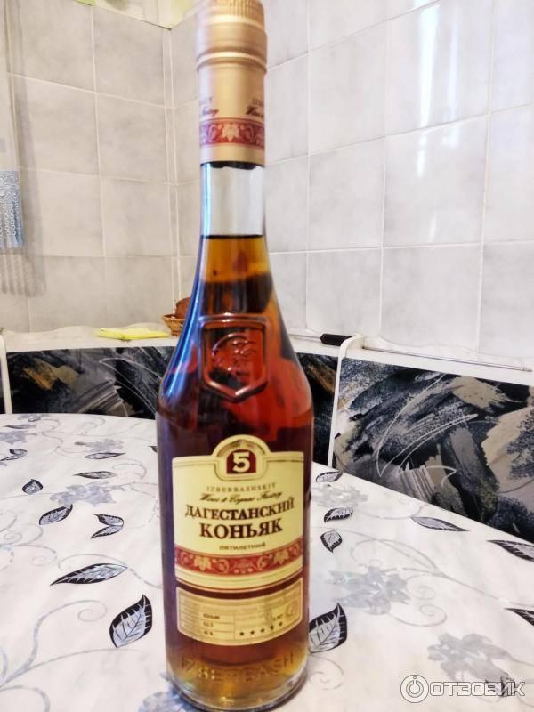 Дагестанский коньяк традиции дагестана в коньячном производстве, лучшие напитки 5 лет выдержки