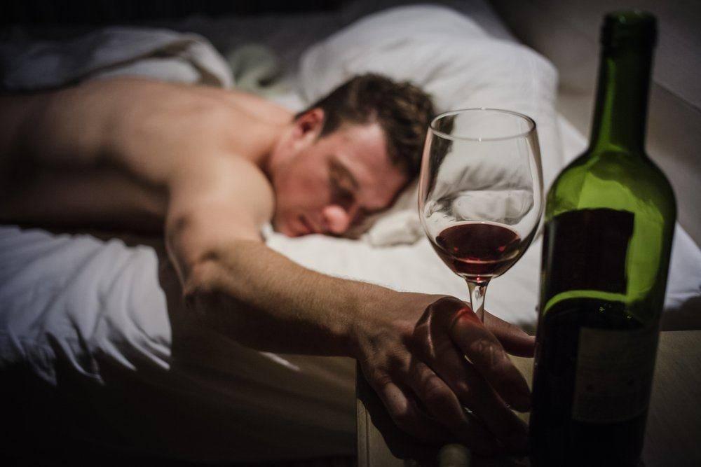 Влияние алкоголя на потенцию у мужчин причины воздействие рекомендации