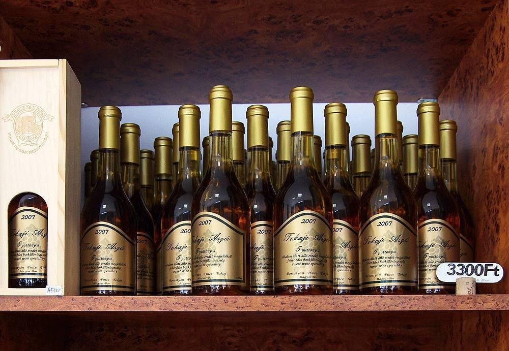 Токайское вино – десертный напиток из венгрии + видео   наливали
