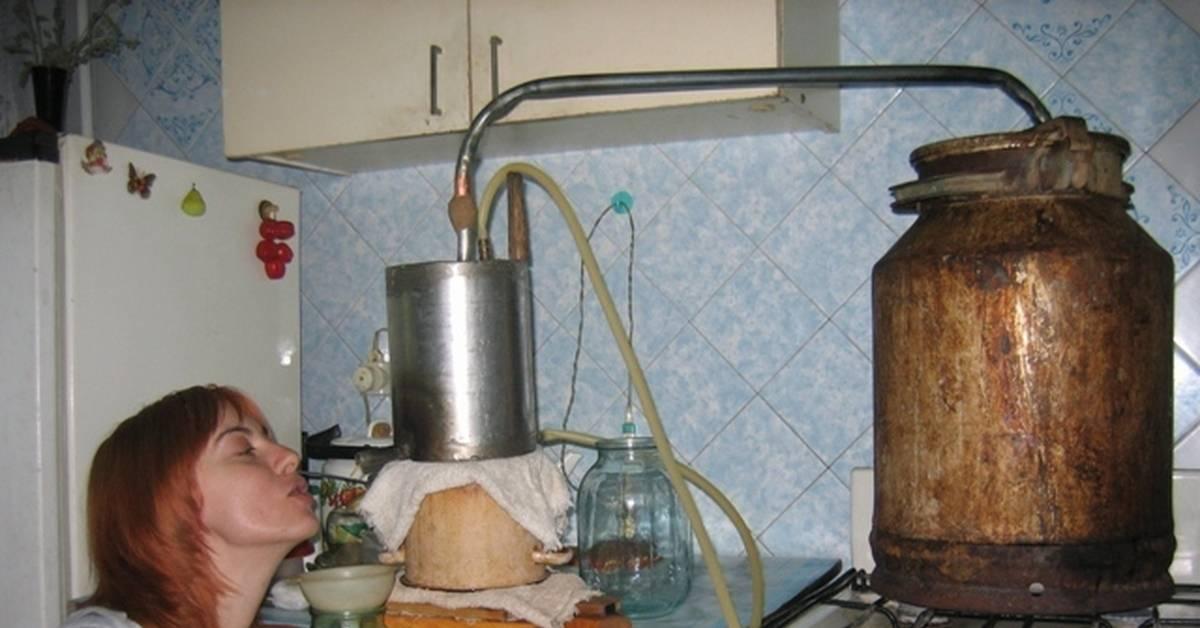 Тонкости приготовления самогона в домашних условиях