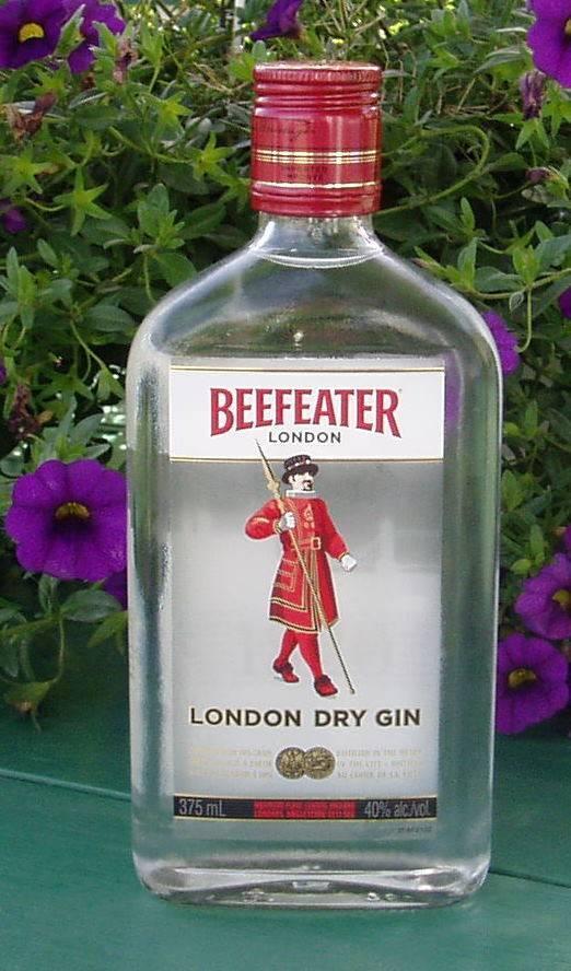 """бифитер"" – это классический сухой джин"