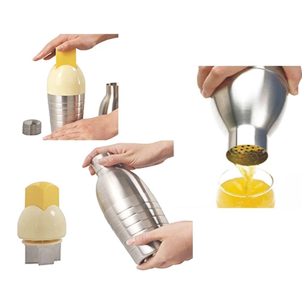 Методы приготовления коктейлей