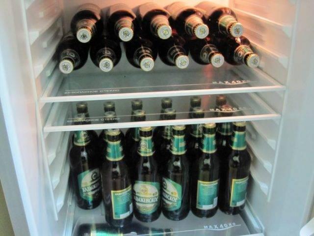 Сколько и как хранить пиво (разливное, в бутылках, в пластике)