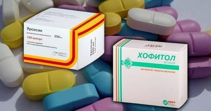 Ливодекса или урсосан – что лучше в лечении печени