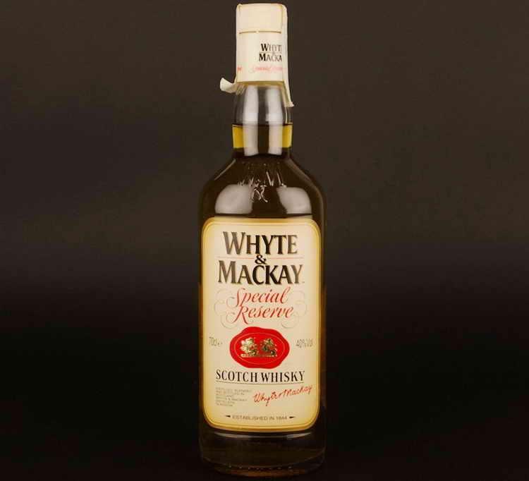 Whyte & mackay (уайт и маккэй)