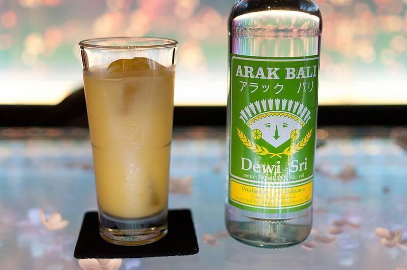 Напиток арак и его особенности