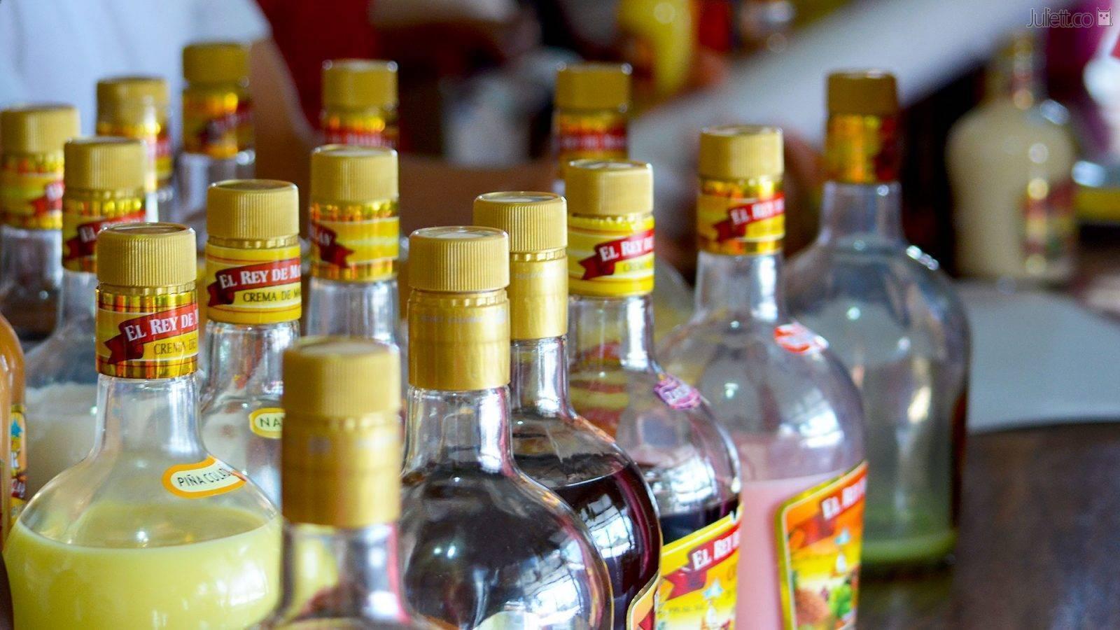 Мескаль: что это за напиток