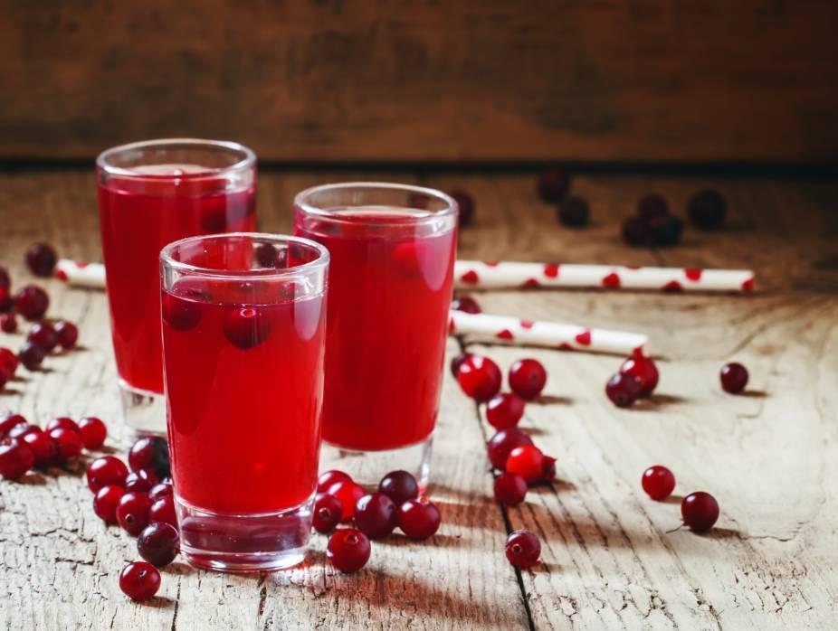 Клюквенная настойка в домашних условиях: на водке и спирту