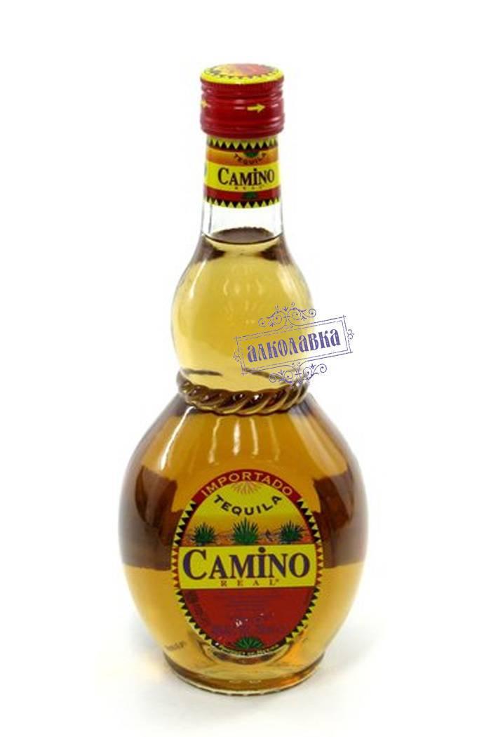 Обзор текилы Камино