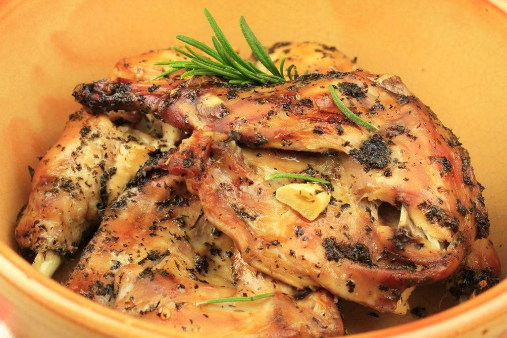 Кролик в вине - лучшие домашние рецепты приготовления