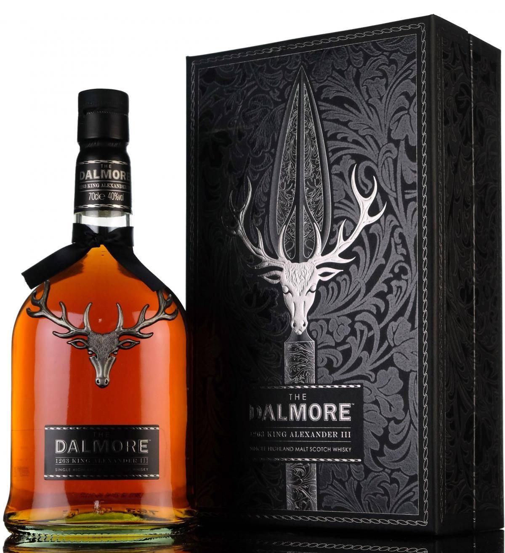 Виски далмор / dalmore, 18 лет, 43%, 0.7л, в подарочной коробке (код: утп016312)