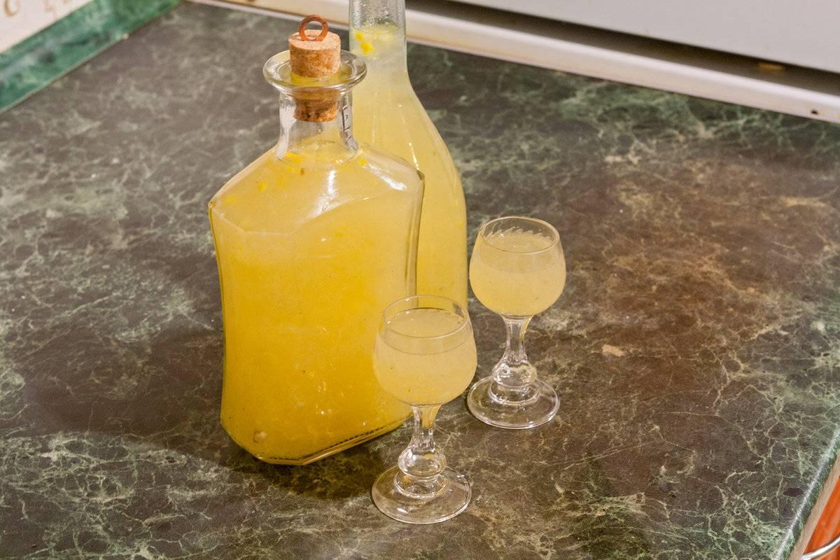 Настойка на лимоне на самогоне – рецепт, как настоять лимоновку