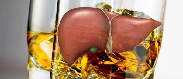 Алкогольный гепатоз печени - твоя печенка
