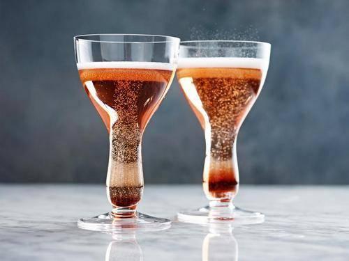 С каким соком пьют мартини?