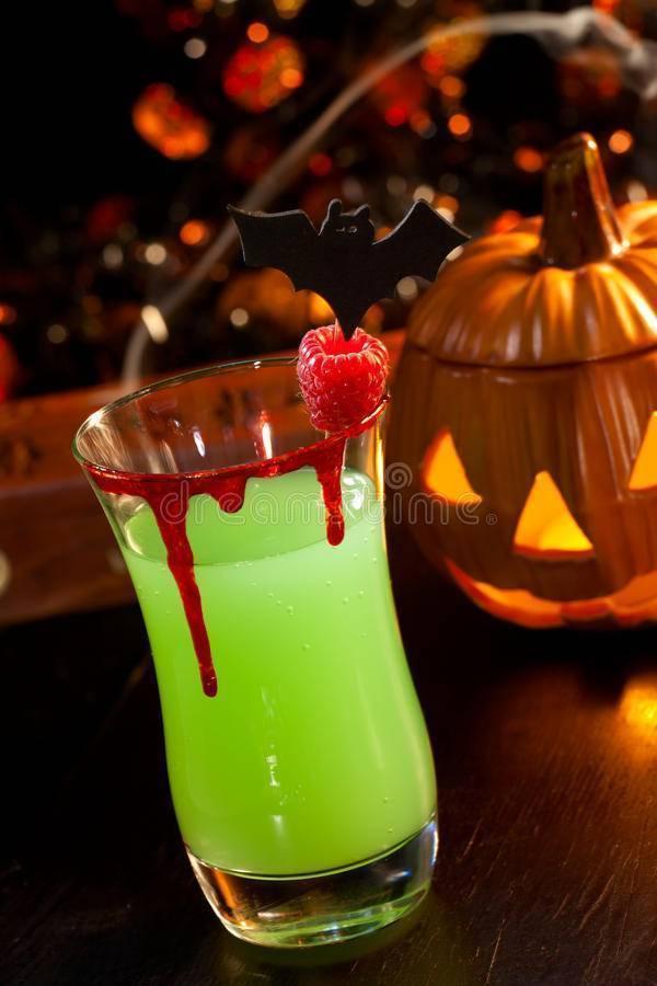 Детские коктейли рецепты на хэллоуин. коктейли на хэллоуин — коварные и ужасные! безалкогольные коктейли на хэллоуин