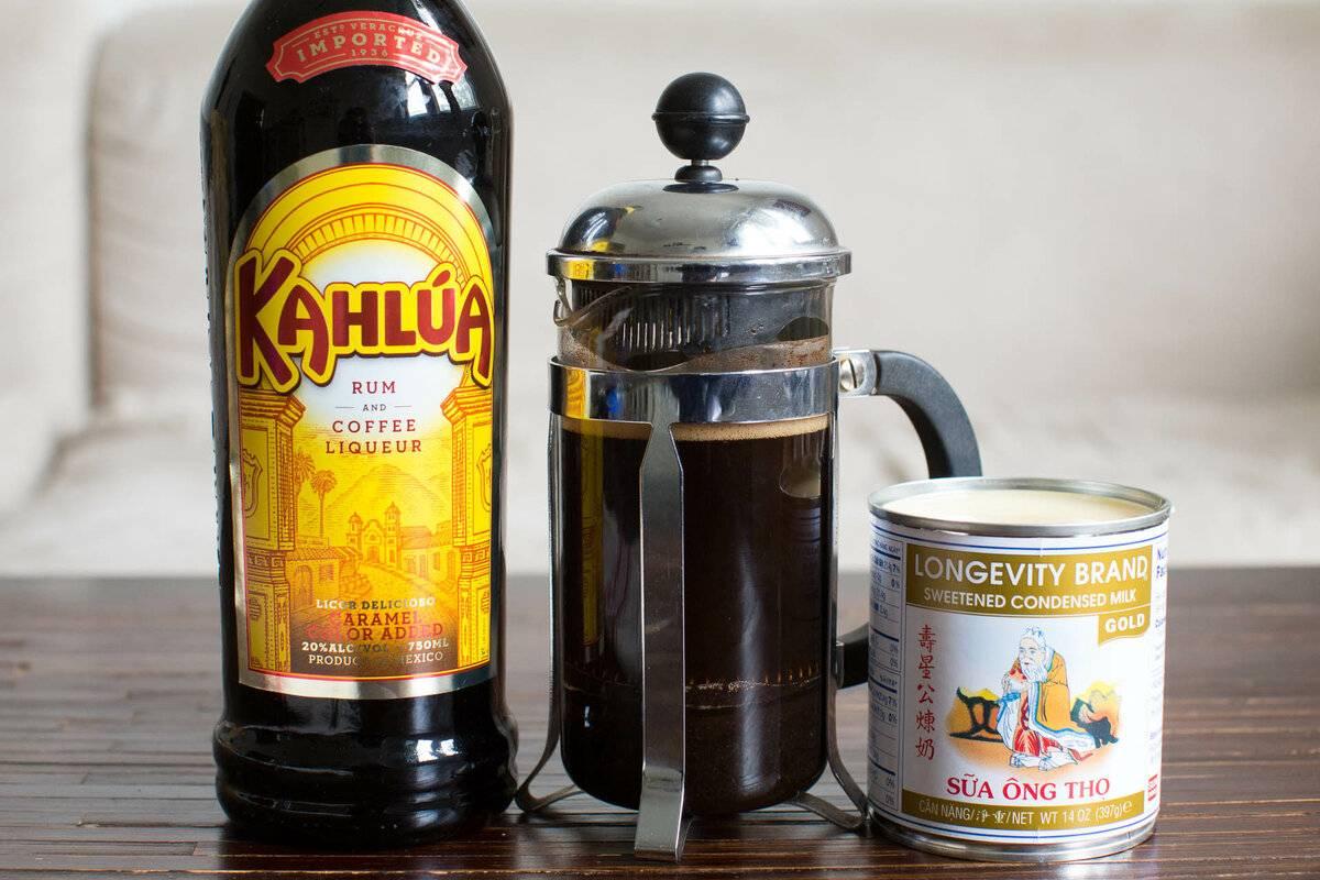 15 вкусных рецептов кофе kahlúa (калу́а) - kofelike.ru