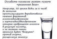 С похмелья температура может быть сигналом отравления алкоголем