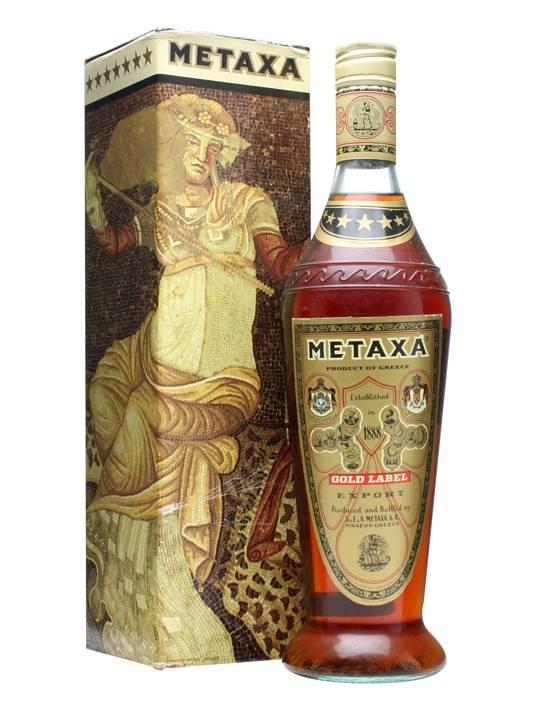 Что такое греческий коньяк александр. бренди метакса — с лучшими качествами коньяка