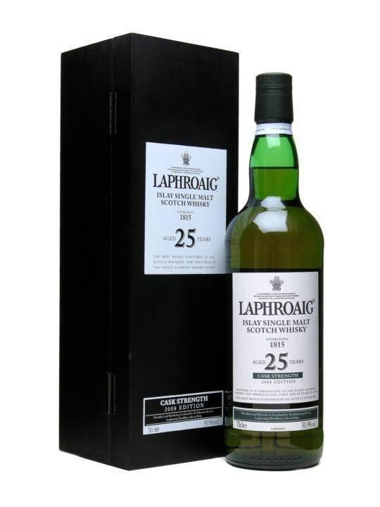 История и особенности производства виски лафройг. обзор линейки знаменитого бренда