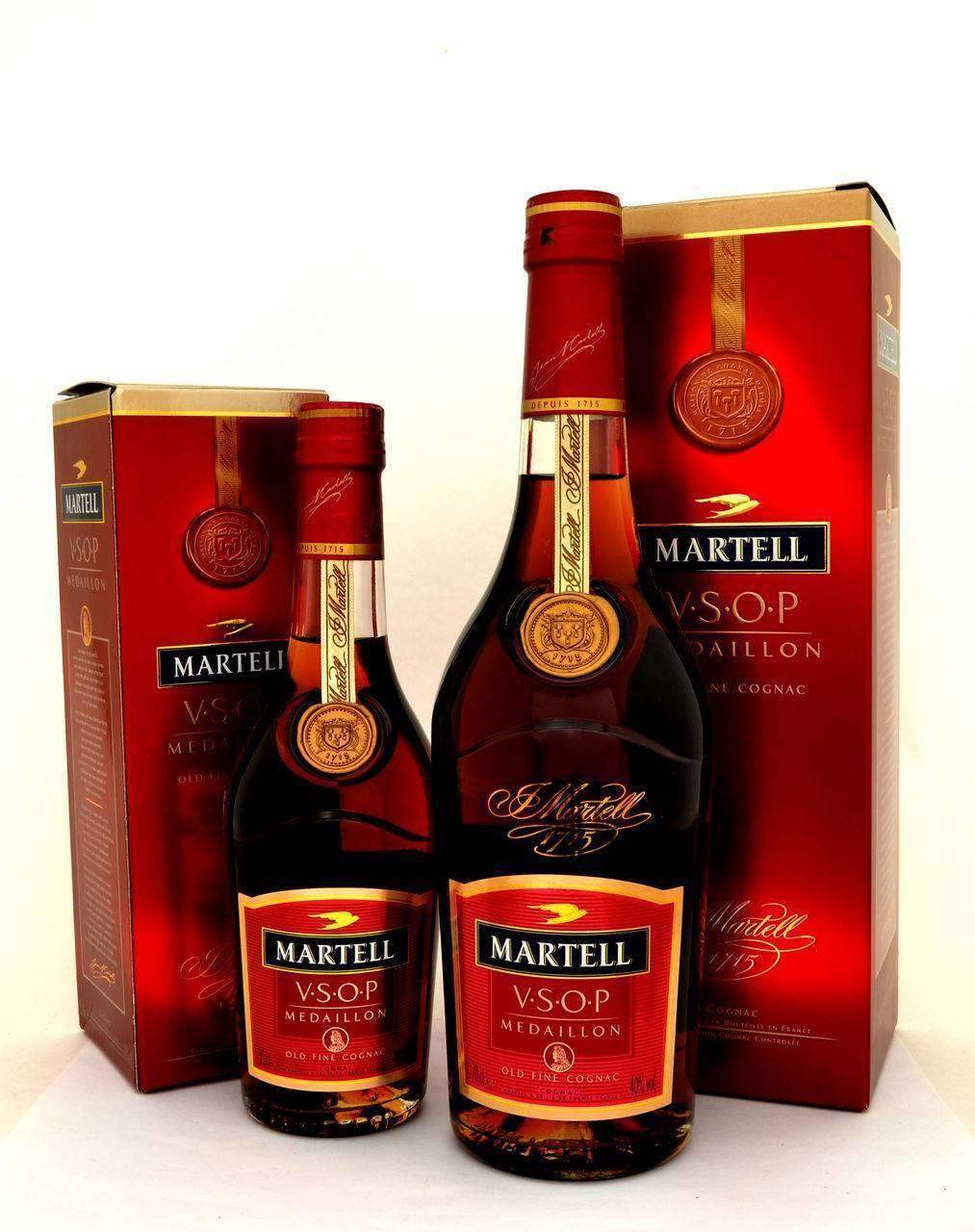 """Коньяк """"мартель"""" (martell) — описание, история и виды напитка"""