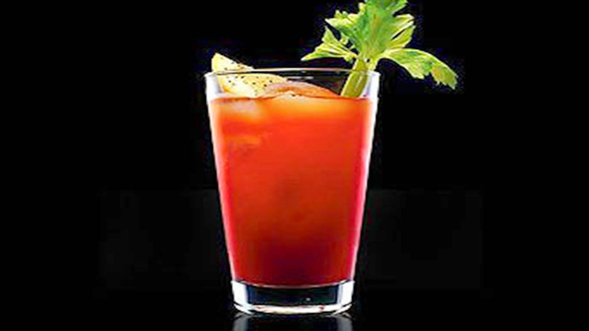 Про водку с томатным соком и другие алкогольные коктейли