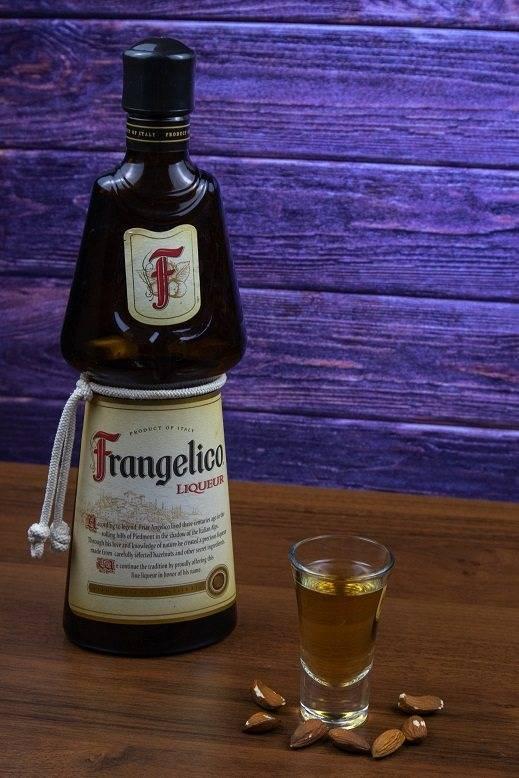 Ликер франжелико (frangelico) - вкусняха