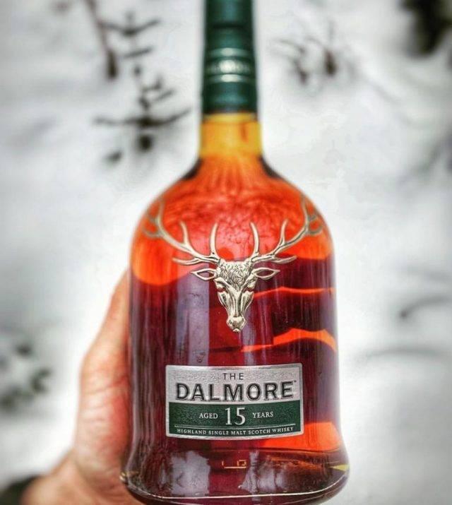 Обзор виски Dalmore Далмор