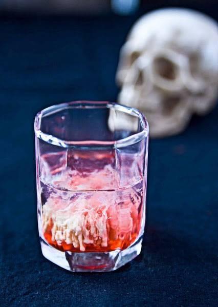 Коктейль «опухоль мозга» - рецепт, состав, пропорции