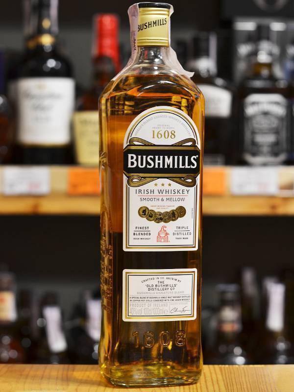 Bushmills black bush the whisky exchange
