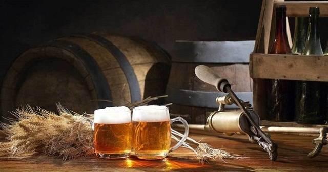 Приготовление пива из кваса