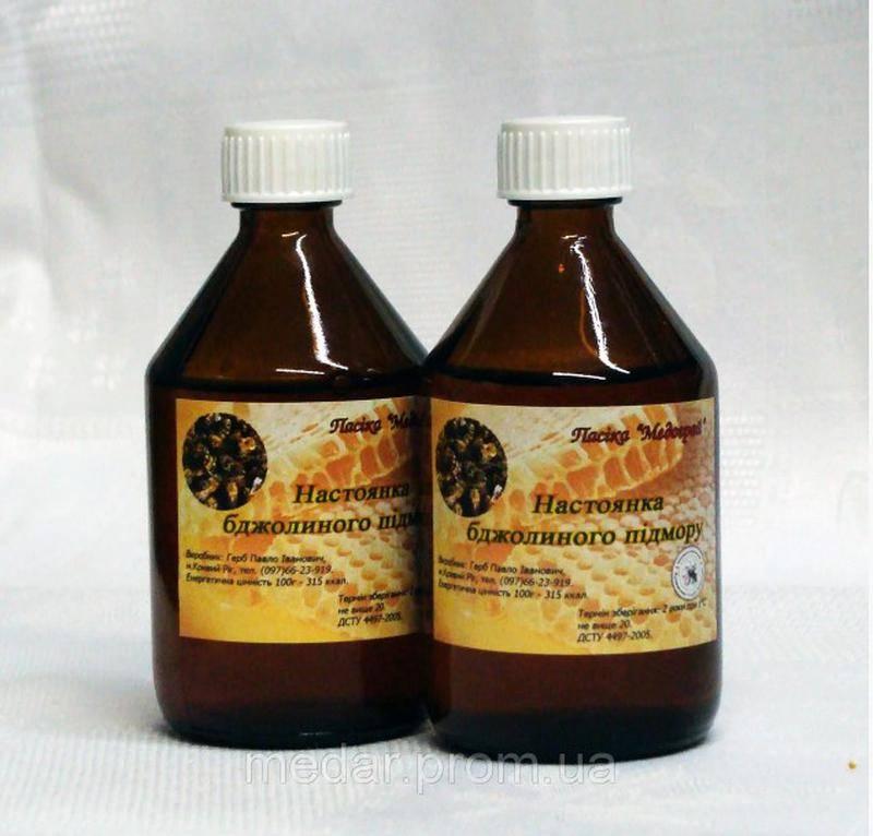 Применение пчелиного подмора для похудения